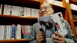 Nhà văn Kim Dung (1924-2018)
