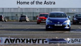 Astra car