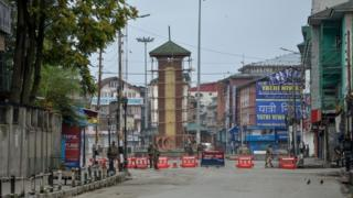 जम्मू-कश्मीरको लाल चोक