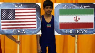 کشتی ایران و آمریکا