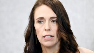 New Zealand Prime Minister Jacinda Ardern, 13 March 2020