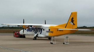 A Dornier plane