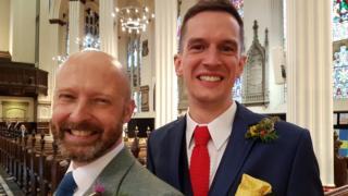 Alistair Dinnie and Peter Matthews