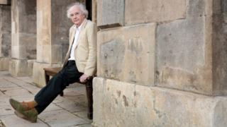Philip Pullman in Oxford