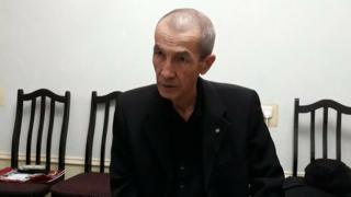 Журналист Дилмурод Саййид 9 йил қамоқда ўтириб чиқди