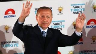 صدر اردوغان