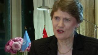 Helen Clark wa UN