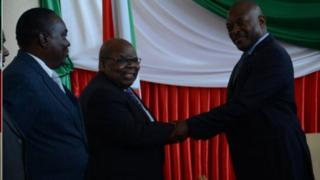 Umuhuza Mkapa avuga ko hagiye kubandanya ibiganiro vyo gutegura amatora ya 2020
