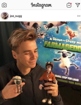 joe suggs instagram feed