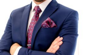 Элегантный мужской костюм