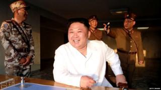 उत्तर कोरिया, प्योंगयांग, किम जोंग उन
