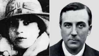 Bella Wright and Ronald Light
