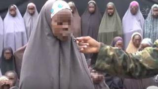 Wasichana wa Chibok waliotekwa nyara