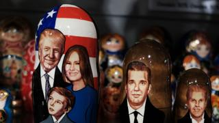 Trumps as Russian dolls
