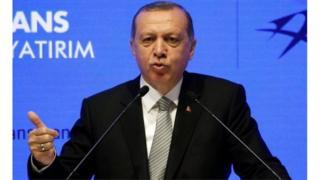 Racep Tayyip Erdogan