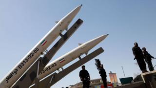 İran füze