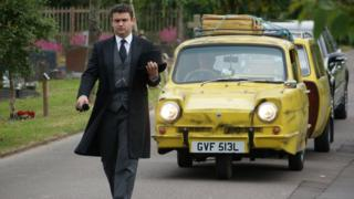 Keith Drew's Only Fools and Horses-themed funeral