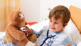 Дитина грип