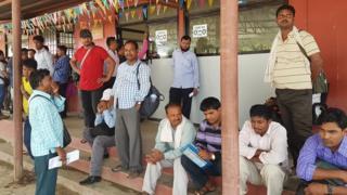 वैदेशिक रोजगारमा जान उत्सुक नेपाली कामदार