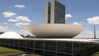 Senators and deputies from the Workers' Party in Brazil's congress now include the name Lula in official business.