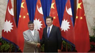 चीन र नेपाल
