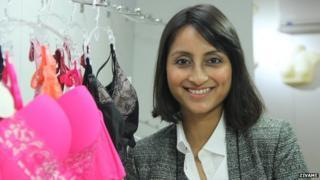 Indian entrepreneur Richa Kar