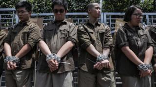 6月9日香港反逃犯条例大游行