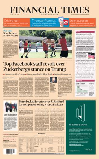 Financial Times June 2