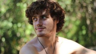 Diogo Tavares, rapaz enganado na adolescência