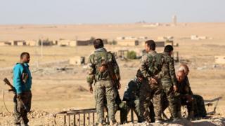 نیروی دموکراتیک سوریه