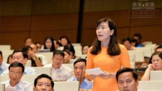 Bà Nguyễn Thị Xuân,