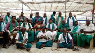 किसान मुक्ति मार्च, किसान मार्च, रामलीला मैदान