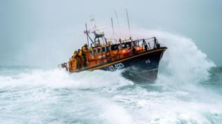 All-weather lifeboat City of Sheffield