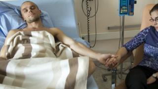 مريض في المستشفى