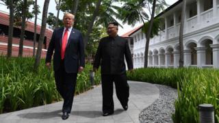 Thượng đỉnh Trump - Kim