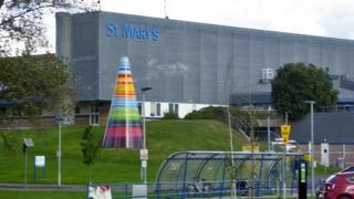 St Mary's Hospital, Newport