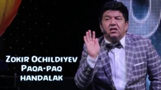 """Zokir Ochildiyevning qoʻshigʻi Hulkar Abdullayevaning """"Paqa-paq"""" ashulasi kuyiga solingan"""