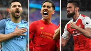 Amakipe ya Manchester City, Liverpool na Arsenal ashobora gukina undi mukino shampiyona irangiye
