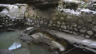 in_pictures Pre-Columbian sauna uncovered in Mexico City