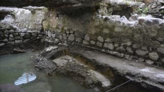 Pre-Columbian sauna uncovered in Mexico City