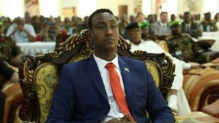 Waziri wa ulinzi Abdirashid Abdullahi Mohammed alijiuzulu katika mkutano wa baraza la mawaziri