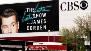 James Corden poster