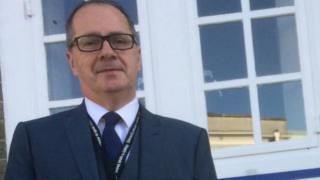 Carmarthenshire council leader Emlyn Dole