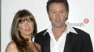 Stacey and Paul Young
