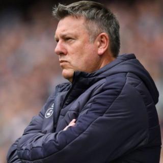 L'entraîneur de Leicester Craig Shakespeare a été démis de ses fonctions mardi