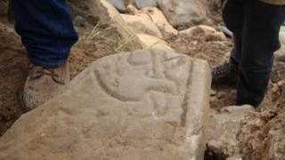 Pictish stone found on Orkney