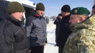 Ігор Дзюбак та Богдан Марцоня