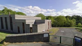 Llechryd water treatment works