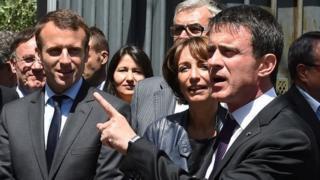 M. Valls, Premier ministre de 2014 à 2016 du président François Hollande, a décidé de tourner le dos à son propre camp.