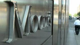 Moody's credit agency